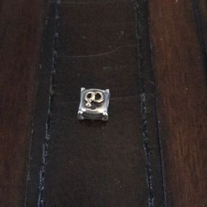 Pandora wedding ring set charm
